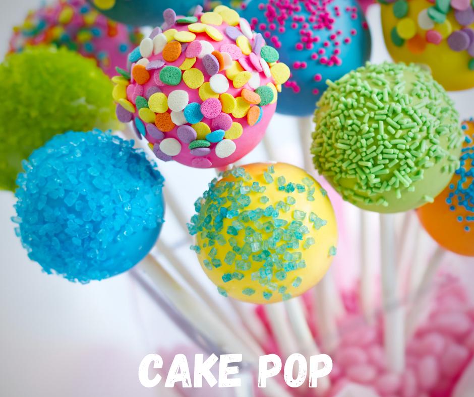 cake pop pavia