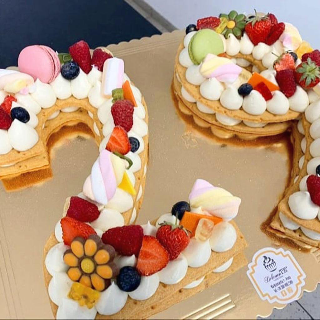 cream tarte compleanno pavia