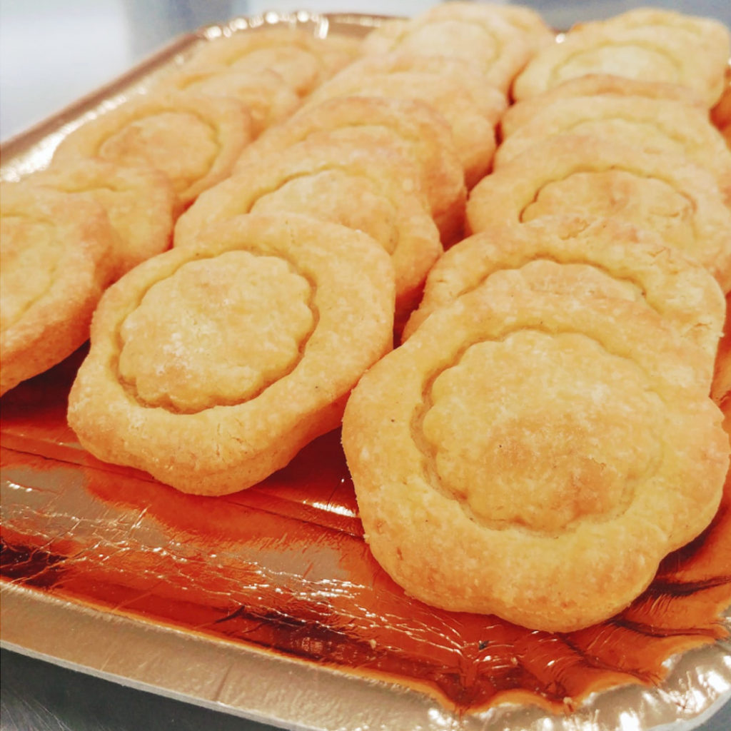 pasticceria salata pavia - biscotti ricotta