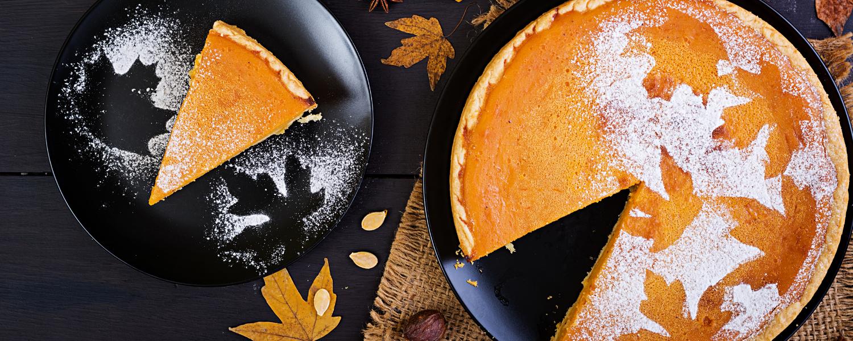 pumpkin pie pavia - torta alla zucca artigianale pasticceria pavia